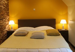 Comfortabele kamers in B&B Dotter 17