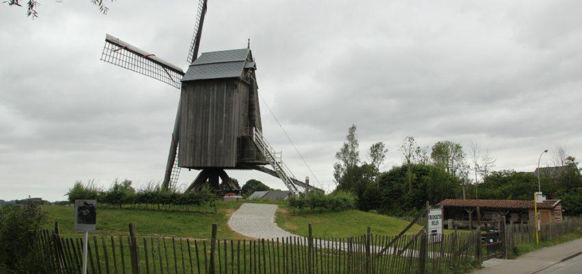 actieve molen in Aaigem
