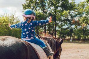 Op vakantie met je paard