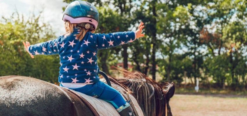 Op vakantie met je eigen paard: bij Dotter17 kan dat!