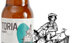 Brouwerij Hoevebrouwers Zottegem - Toria Blond